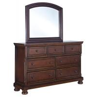 Porter - Porter Dresser and Mirror