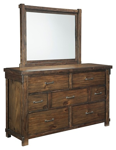 Lakeleigh - Dresser and Mirror