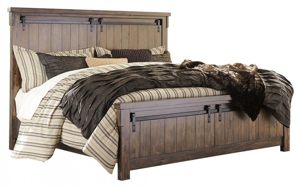 Lakeleigh - Queen Panel Bed