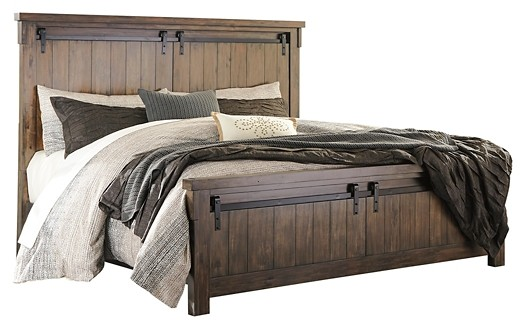 Lakeleigh - King Panel Bed