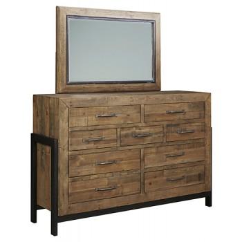 Sommerford - Dresser and Mirror