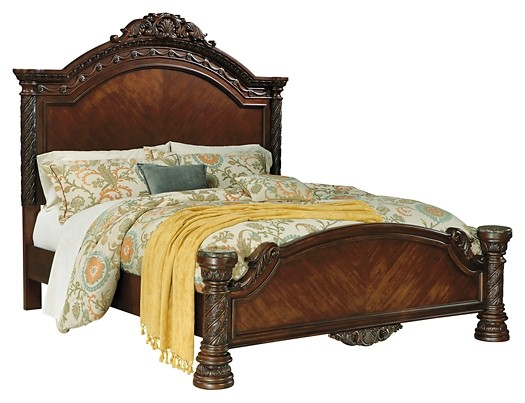 North Shore - Queen Panel Bed