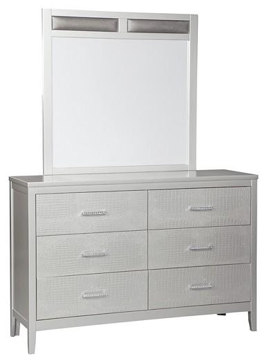 Olivet - Dresser and Mirror