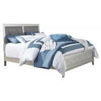 Olivet - Queen Panel Bed