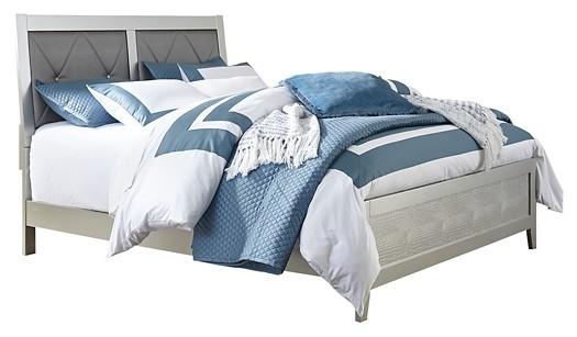 Olivet - King Panel Bed