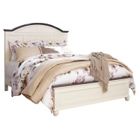 Woodanville - Woodanville Queen Panel Bed