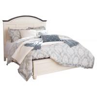Woodanville King Panel Bed