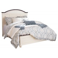 Woodanville Cal-King Panel Bed