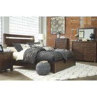 Starmore King Panel Bed