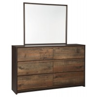 Windlore Dresser and Mirror