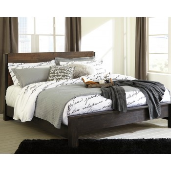 Windlore - King Panel Bed