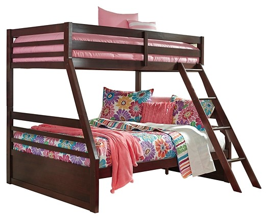 Halanton - Twin over Full Bunk Bed