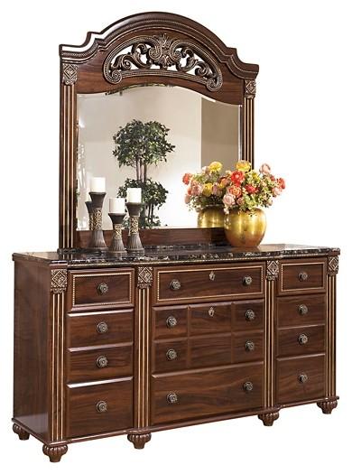 Gabriela - Dresser and Mirror