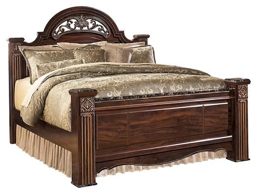 Gabriela - Queen Poster Bed