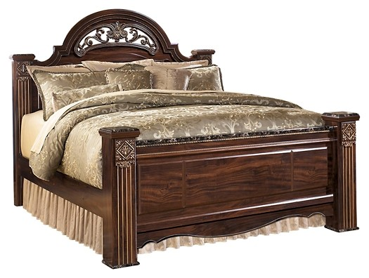 Gabriela - King Poster Bed