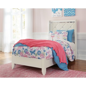 Dreamur - Dreamur Twin Panel Bed