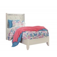Dreamur - Twin Panel Bed