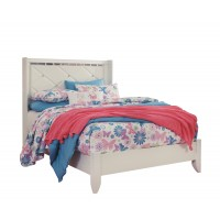 Dreamur - Dreamur Full Panel Bed
