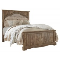 Shellington Queen Mansion Panel Bed