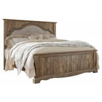 Shellington King Mansion Panel Bed
