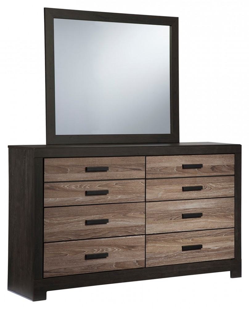 Harlinton Dresser and Mirror