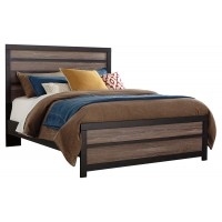 Harlinton - Queen Panel Bed
