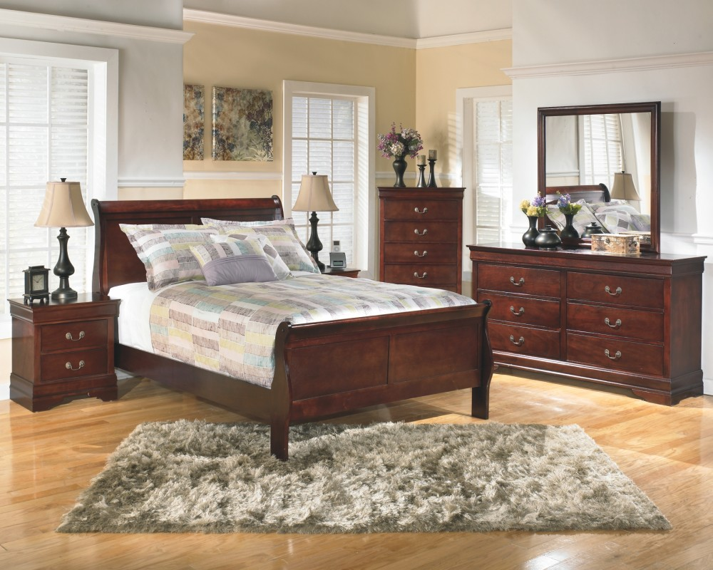 Alisdair Alisdair Full Sleigh Bed B376b4 55 86