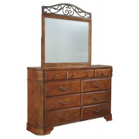 Wyatt Dresser and Mirror