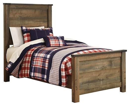 Trinell - Twin Panel Bed