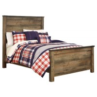 Trinell - Full Panel Bed