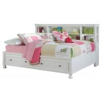 Kaslyn Full Bookcase Bed