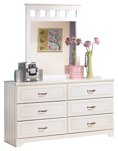 Lulu - Lulu Dresser and Mirror