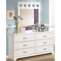Lulu - Dresser and Mirror