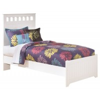 Lulu - Twin Panel Bed