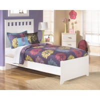 Lulu - Lulu Twin Panel Bed