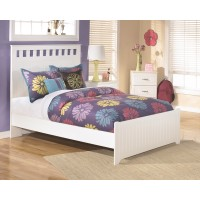 Lulu - Lulu Full Panel Bed