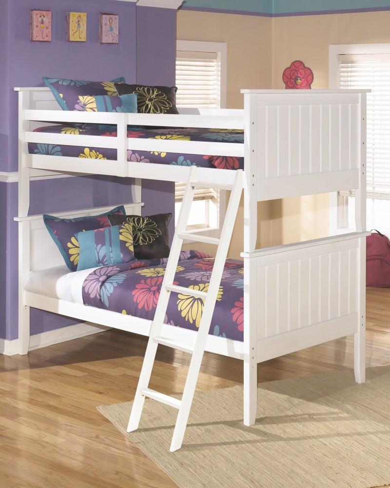 Lulu Lulu 3 Piece Twin Over Twin Bunk Bed B102b9 59p