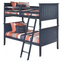 Leo - 3-Piece Twin over Twin Bunk Bed