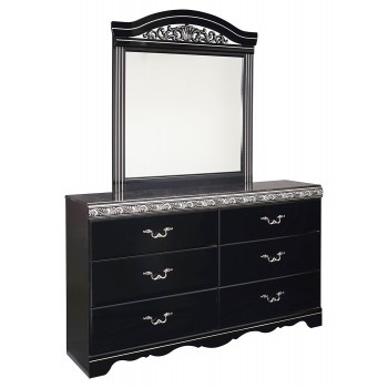 Constellations Dresser and Mirror