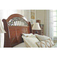Fairbrooks Estate - Fairbrooks Estate King Poster Bed