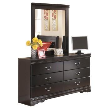 Huey Vineyard - Huey Vineyard Dresser and Mirror