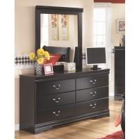 Huey Vineyard - Dresser and Mirror
