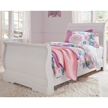 Anarasia - Anarasia Twin Sleigh Bed