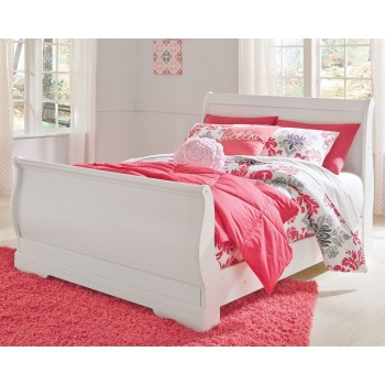 Anarasia - Full Sleigh Bed