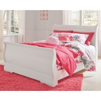 Anarasia - Anarasia Full Sleigh Bed
