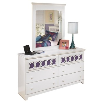 Zayley Dresser and Mirror