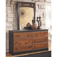 Aimwell Dresser and Mirror