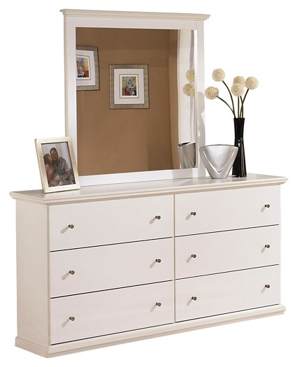 Bostwick Shoals - Dresser and Mirror