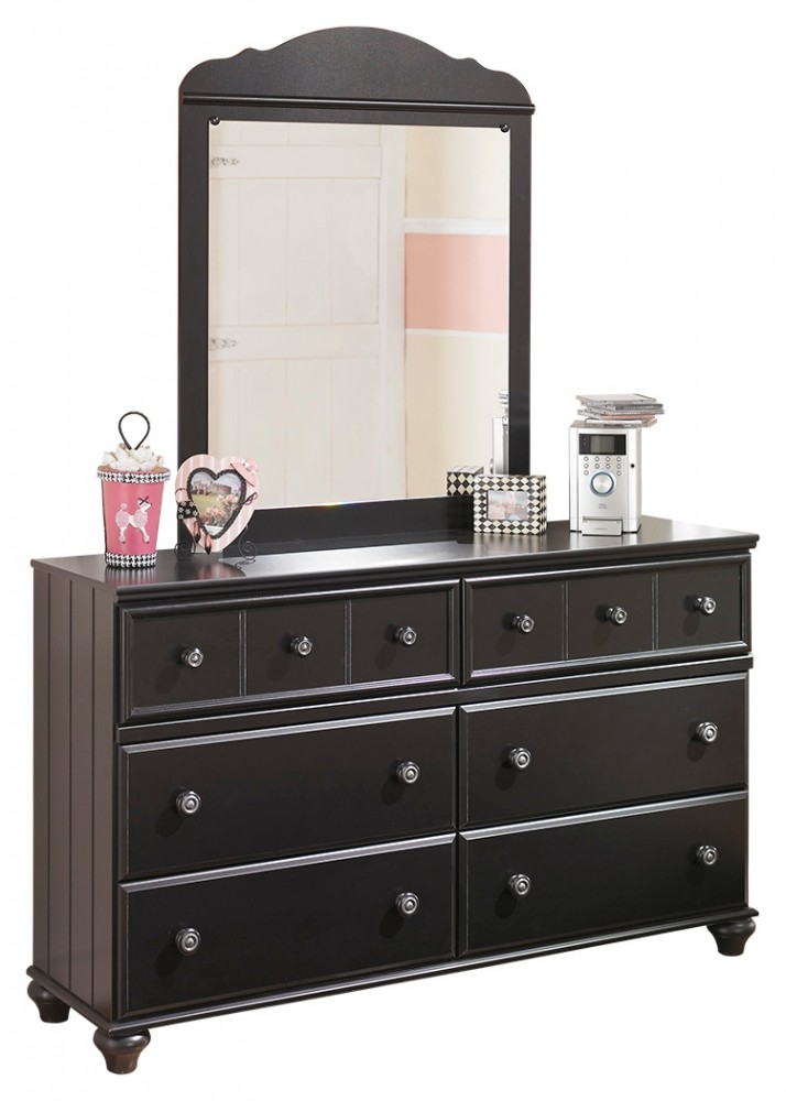 Jaidyn Dresser and Mirror