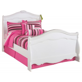 Exquisite - Exquisite Full Sleigh Bed